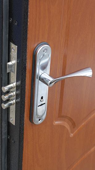 дверь металлическая входная мдф 4